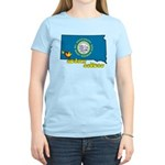 ILY South Dakota Women's Light T-Shirt