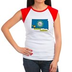 ILY South Dakota Women's Cap Sleeve T-Shirt