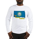 ILY South Dakota Long Sleeve T-Shirt