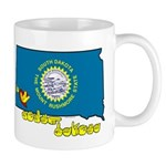 ILY South Dakota Mug