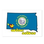 ILY South Dakota Postcards (Package of 8)