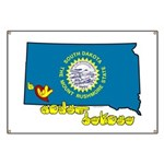 ILY South Dakota Banner