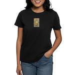Maya Book of the Dead Women's Dark T-Shirt