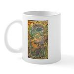 Maya Book of the Dead Mug