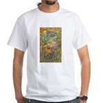 Maya Book of the Dead White T-Shirt