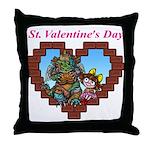 kuuma love 4 Throw Pillow