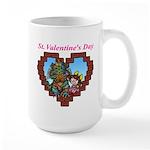 kuuma love 4 Large Mug