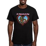 kuuma love 4 Men's Fitted T-Shirt (dark)