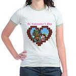 kuuma love 4 Jr. Ringer T-Shirt