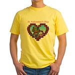 kuuma love 4 Yellow T-Shirt