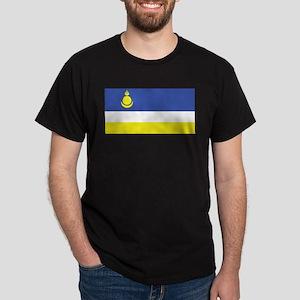Buryatia Flag Dark T-Shirt
