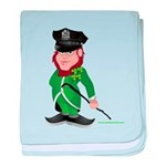 Cop Paddy baby blanket