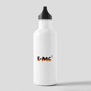 E=MC2 Relativity Stainless Water Bottle 1.0L
