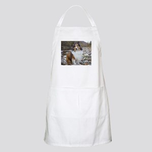 Sable Sheltie Hiker Apron