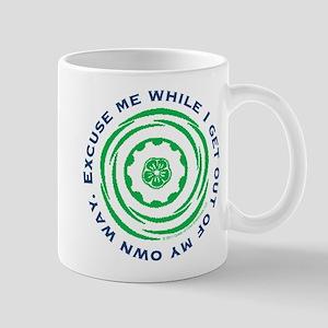 Excuse Me... Mug