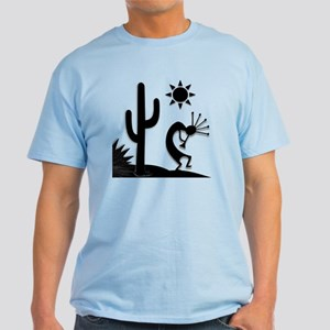 Silhouette Kokopelli Light T-Shirt