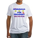Fitted Nobunaga Campaign T-Shirt