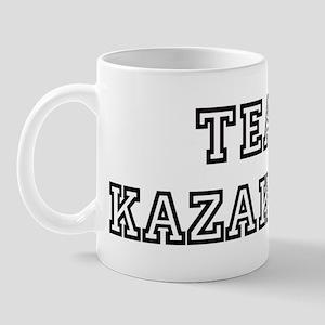 Team Kazakstan Mug