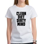 Clean Diet..... Women's T-Shirt
