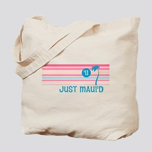 Stripe Just Maui'd '11 Tote Bag