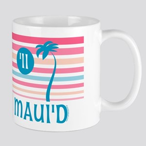 Stripe Just Maui'd '11 Mug