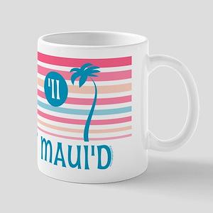 Stripe Just Maui'd '11 Mug