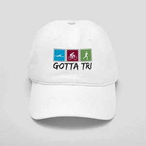 Gotta Tri (Triathlon) Cap