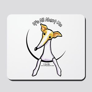 Italian Greyhound IAAM Mousepad