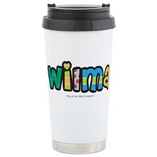 Wilma - Personalized Design Stainless Steel Travel