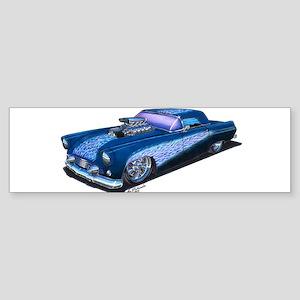 1956 Ford Thunderbird Sticker (Bumper)