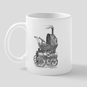 Steampunk baby Mug