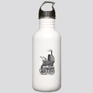 Steampunk baby Stainless Water Bottle 1.0L