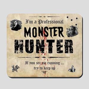 Monster Hunter Mousepad