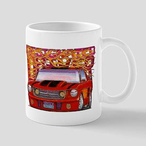 1965 Ford Mustang Mug