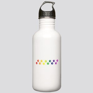 Paws All Over You Stainless Water Bottle 1.0L