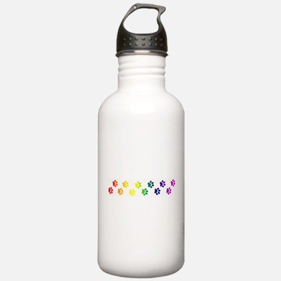 Paws All Over You Water Bottle