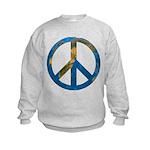 World Peace Kids Sweatshirt