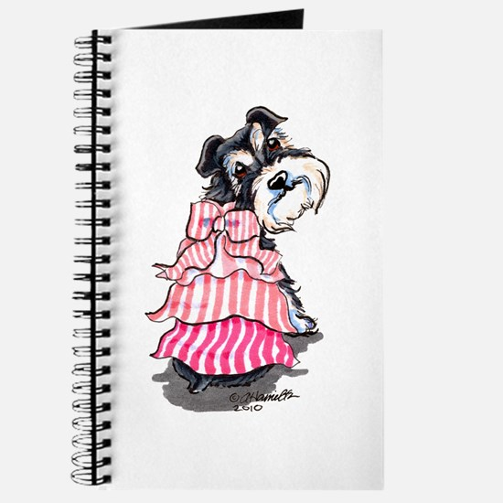 Girly Schnauzer Journal