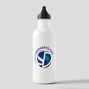 Shark Defenders Merchandise Stainless Water Bottle