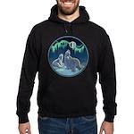 Polar Bear Hoodie (dark)