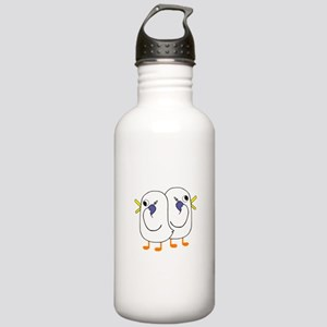 Can you hear me? Stainless Water Bottle 1.0L