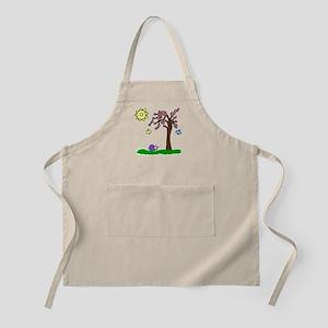Cherry Tree Apron