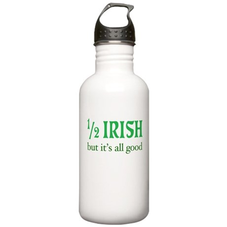 Half Irish All Good Stainless Water Bottle 1.0L