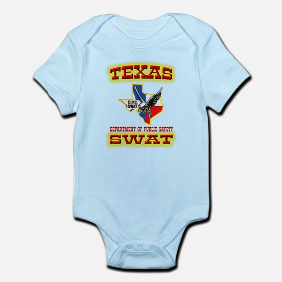Texas DPS SWAT Infant Bodysuit