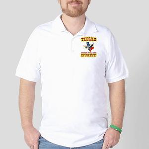 Texas DPS SWAT Golf Shirt