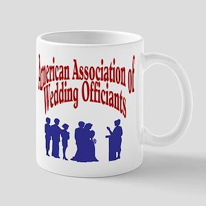 American Assn Wedding Officiants Mug