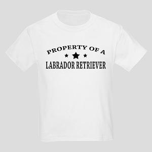Property of Lab Kids Light T-Shirt