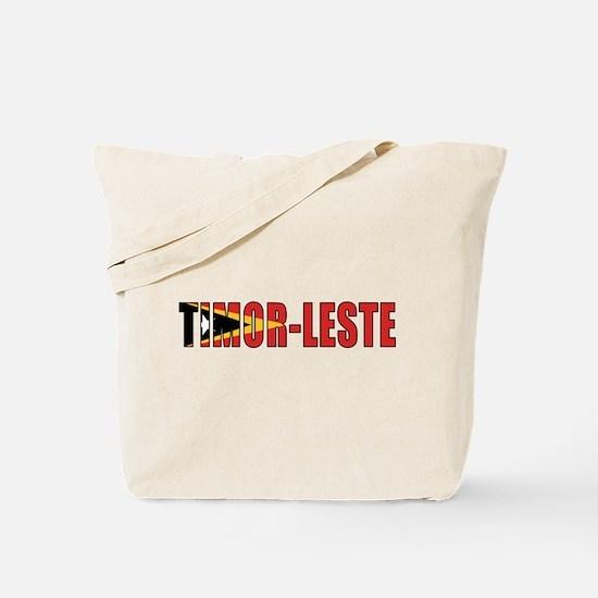 East Timor (Port.) Tote Bag