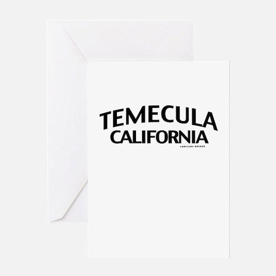 Temecula Greeting Card