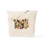 Historic Tarot Tote Bag